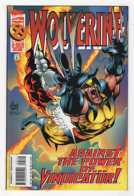 Wolverine #95 Cover Front