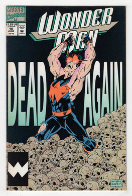 Wonder Man #10 Cover Front