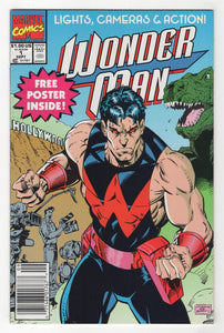 Wonder Man #1 Cover Front