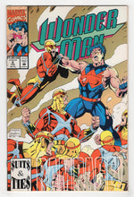 Wonder Man #6 Cover Front