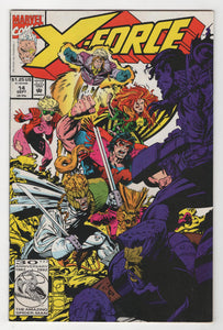 X-Force #14 Cover Front
