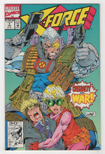 X-Force #7 Cover Front