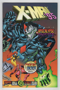 X-Men Annual '95 Cover Front