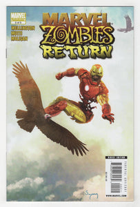 Marvel Zombies Return #2 Cover Front