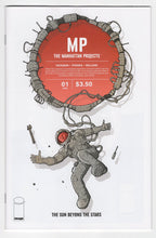 Manhattan Projects Sun Beyond the Stars #1 Cover Front