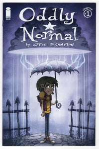 Oddly Normal #1 Cover Front