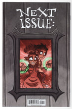 Oddly Normal #1 Cover Back
