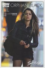 Orphan Black #1 Loot Crate Variant Cover Front