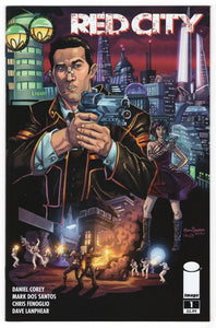 Red City #1 Cover Front