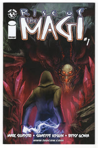 Rise of the Magi #1 Variant Cover Front