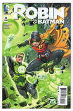Robin Son of Batman #4 Variant Cover Front