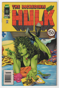 Incredible Hulk #441 Variant Cover Front