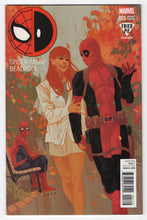 Spider-Man Deadpool #1 Phil Noto Fried Pie Variant Cover (2016) Front