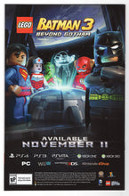 Action Comics #36 Lego Variant Cover Back