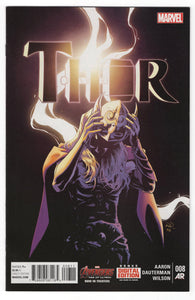 Thor #8 Cover Front