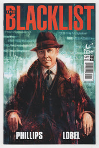 Blacklist #1 Cover Front