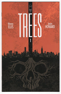 Trees #1 Cover Front