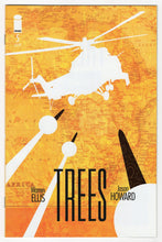 Trees #5 Cover Front