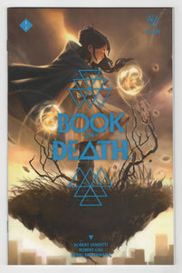 Book of Death #1 Kevic-Djurdjevic Variant Cover Front