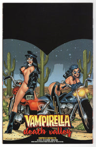 Vampirella Monthly #25 Cover Back