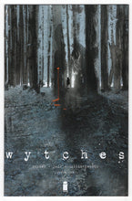 Wytches #1 Cover Front