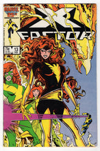 X-Factor #13 Regular Walt Simonson Cover (1987) Front