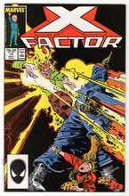 X-Factor #16 Regular Walt Simonson Cover (1987) Front