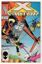 X-Factor #17 Regular Walt Simonson Cover (1987) Front
