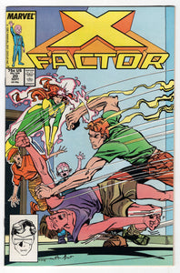 X-Factor #20 Regular Walt Simonson Cover (1987) Front