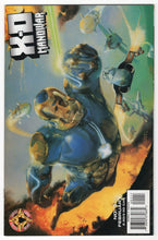 X-O Manowar #1 Variant Cover Front