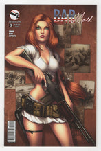 BAR Maid #3 Cover Front