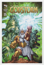 Grimm Fairy Tales Godstorm #0 Cover Front