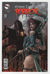 Grimm Tales of Terror #5 Cover Front