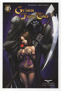 Grimm Fairy Tales #46 Cover Front