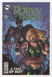 Grimm Fairy Tales Robyn Hood #12 Variant Cover Front