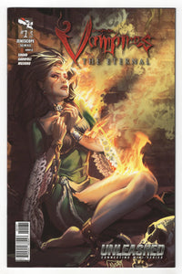 Grimm Fairy Tales Vampires Eternal #1 Variant Cover Front