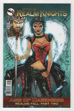 Grimm Fairy Tales Realm Knights Age of Darkness One Shot Variant Cover Front