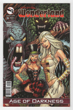 Grimm Fairy Tales Wonderland #25 Variant Cover Front