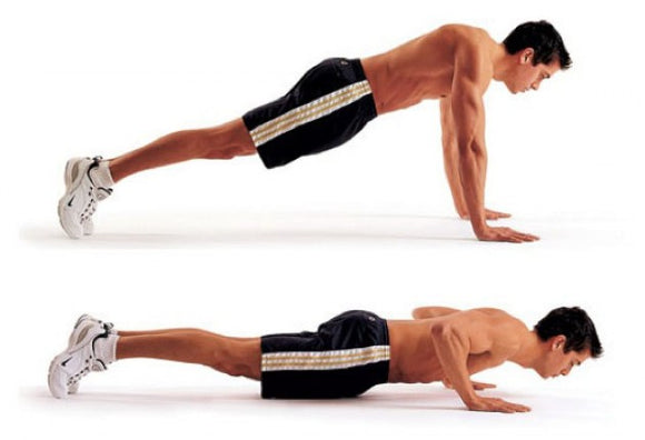 How 40 Pushups Can Save Your Life