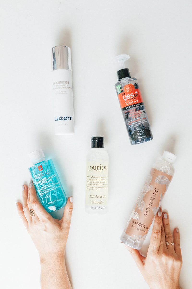 The Truth About Micellar Waters