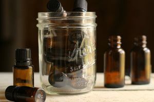 6 Innovative Ways To Use Empty Essential Oil Bottles