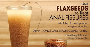 'Flaxseed Hull Extract Provided Greater Relief Than Placebo' New Study