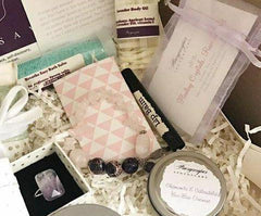Subscription box handcrafted skincare