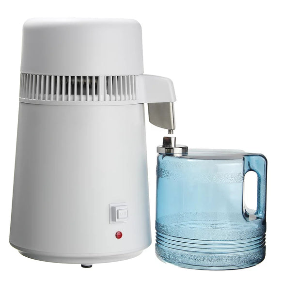 4L Counter Top Water Distiller