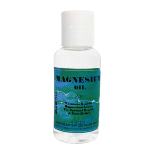 pure magnesium oil 4oz