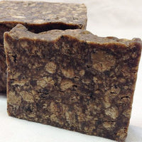 Organic African Handmade Black Face Soap 1 Bar