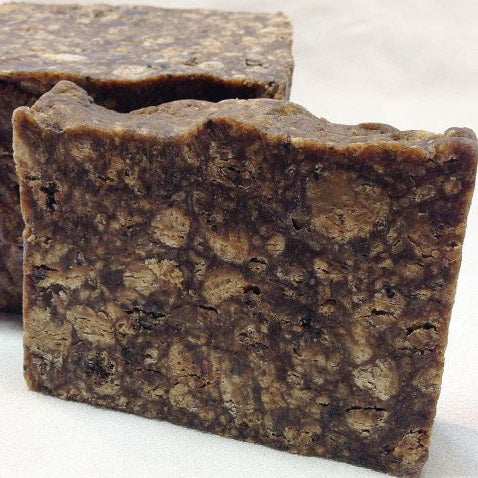 authenic rae organic African sahe butter black soap