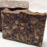 Organic African Handmilled Black Soap