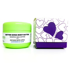 Deep nourish body butter cream with shea