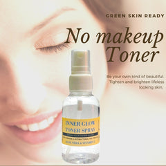 Organkc no make up toner with tea tree oil